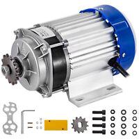 Brushless Motor Go Kart Electric Motor for Go Kart 60V 750W w/Gear Reduction