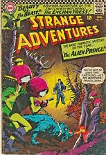 STRANGE ADVENTURES #191  SECOND APPEARANCE THE ENCHANTRESS  DC  SILVER-AGE 1966