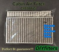 Yukon Suburban Air Filter 5314 Fits: Chevrolet Silverado GMC Sierra Tahoe