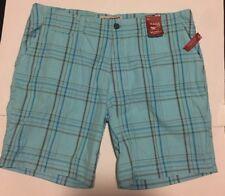 Mens Arizona Jean Co Shorts NWT Size 40 Plaid