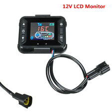 12V LCD Monitor Air Parking Diesel Heating Heater Controller Switch Car Truck
