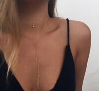 Women/'s Fashion Jewelry Black Rhinestone Choker Collar Necklace 46-11