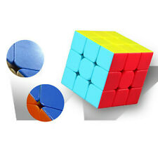3x3 Magic Cube Smooth Fast Speed Rubix Rubiks Puzzle Kids Creative Gifts Xmas