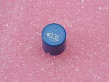 Lot de 10 - reel bobine inductance choke self 330µH 510mA TDK 9x10mm