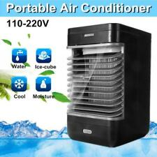 Portable Mini Air Conditioner Cooler Fan Cooling Device Home Desk Air Humidifier