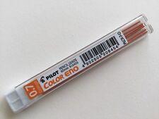 Pilot Color Eno pencil lead 0.7mm (6 orange leads)
