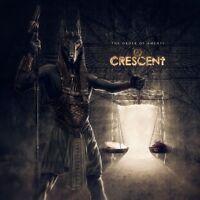 CRESCENT - THE ORDER OF AMENTI   VINYL LP NEU