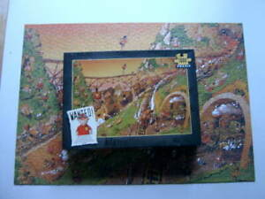 Wanted Fred, by Loup, 1000 Piece Heye Jigsaw Puzzle, Complete