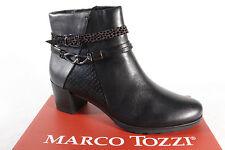 Marco Tozzi 25392 Damen Stiefel Stiefelette Stiefeletten Boots Leder  NEU!