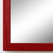 Miroir mural rouge SIENA shabby Moderne Maison de campagne 2,0 -