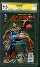 Superman Action Comics 49 CGC SS 9.8 Neal Adams Brave Bold 84 Homage 16 Variant