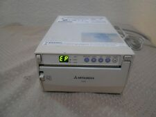 Mitsubishi Electric Medical Digital P93DW Thermal Printer w/ Connective Cable