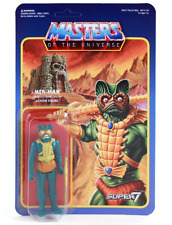 "MOTU MASTERS OF THE UNIVERSE MER-MAN 3,75"" / SUPER 7 / MOC"