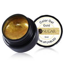 5ml Pure Colors Painting UV Gel Polish Pearl Glitter Nail Art Varnish UR SUGAR