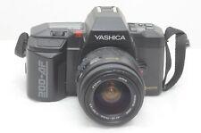 YASHICA CLASSIC SLR CAMERA AF 200 + AF 35-70mm