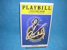 Playbill: Buddy, The Buddy Holly Story, 2012 Walnut Street Theatre, Free Ship