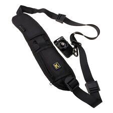 Reise Stoßfest Kamera Schultergurt Einstellbar Gurt Für Nikon Canon Sony DSLR