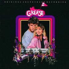 GREASE 2 TWO: ORIGINAL FILM SOUNDTRACK OST CD NEW