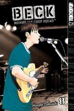 BECK:Mongolian Chop Squad Volume 8 (Beck: Mongolian Chop Squad-ExLibrary