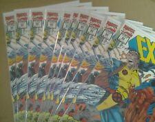 Marvel Comics X-Men Excalibur #82 Life Signs Part 3 CGC Lot of TEN Near Mint