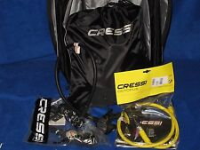 Cressi Travel Light Pack Scuba Gear package BCD size XL