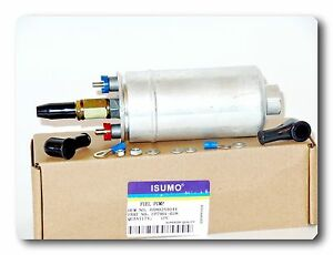 0580254044 Universal 12V Electrical Fuel Pump Fits: Porsche·911·1990-1998   &