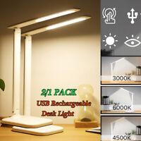 28LED Eyecaring LED Lighting Office Home Desk Table Light Bed Study Reading Lamp