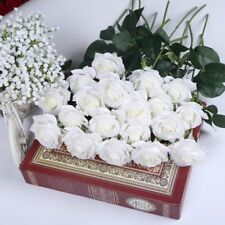 Design Wedding Party 1 Bouquet Rose Flower Home Wedding Decor Silk Flowers