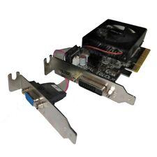 Tarjeta Pny Geforce GT630 GMGT63WE2F1EA HDMI VGA Dvi-D 1Go DDR3 Pcie Low Profile