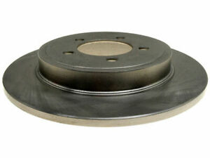 Rear AC Delco Brake Rotor fits Mercury Mountaineer 2002-2010 95JXVN