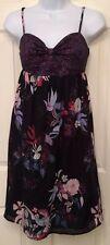 O 'Neill Robe imprimée à fleurs taille S. excellent état utilisé