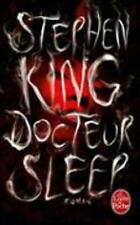 Fiction Books in French Stephen King