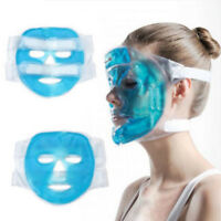 Gel Hot Ice Pack Cooling Face Mask Pain Headache Relief .Chillow Pillow Re