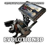 DJI Mavic – CrystalSky Mount V2 - DJI Mavic Pro 1, Mavic Pro 2, Mavic Pro Zoom