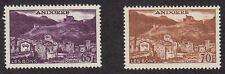 Andorra-French - 1957-58 - SC 140-41 - LH