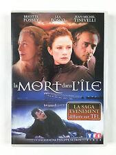 DVD La Mort dans l'île De Philippe Setbon / Brigitte Fossey.