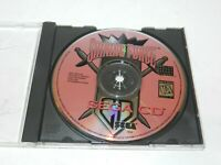 Shining Force Sega CD Game Disc Only Tested
