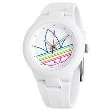 Adidas Aberdeen White Dial Mens Watch ADH3015