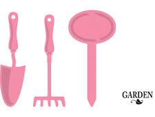 Marianne Design Collectables Die & Stamp Set ~ Garden COL1346 ~ NIP