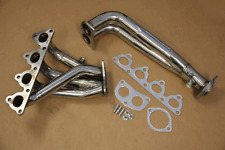 Racing Exhaust Manifold Header Honda Civic 88-00 SOHC D15 D16 D16Y7 D16Y8 DX EX