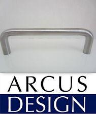 25 x 224mm D Handles SUS304 Stainless Steel KITCHEN CUPBOARD Drawer AUS Stock