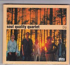 Soul Quality Quartet - Dip - CD (IRMA 803CD 2004 Italy)(Brand New Sealed)