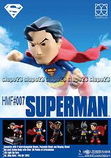 86hero Herocross ~ HMF #007 Superman Figure