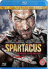 Spartacus - Blood And Sand - Series 1 (Blu-ray, 2011, 4-Disc Set)