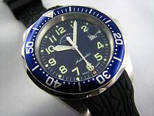 Zeno Diver Look II Automatique ETA 2824 Spécial Modèle exclusivement Seulement chez nous