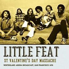 Little Feat - St Valentines Day Massacre (NEW CD)