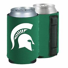 Michigan State Spartans Magnetic Kolder Kaddy Can Coolie, One Piece