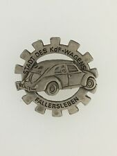 German/Germany Volkswagen VW Beetle metal pin/badge