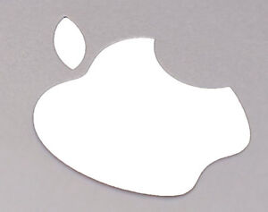 """White Color Changer Logo Overlay for the new Apple Retina 12"""" Macbook Sticker"""
