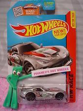 Case C/D 2015 Hot Wheels SRT VIPER GTS-R #150 US∞Silver; 95∞World Race∞NEW Model